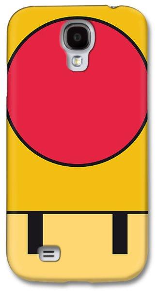 My Mariobros Fig 05c Minimal Poster Galaxy S4 Case by Chungkong Art