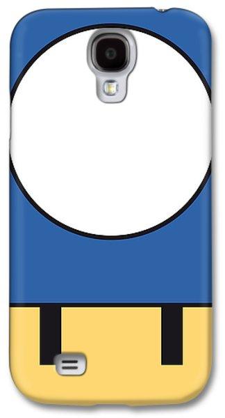 My Mariobros Fig 05d Minimal Poster Galaxy S4 Case by Chungkong Art