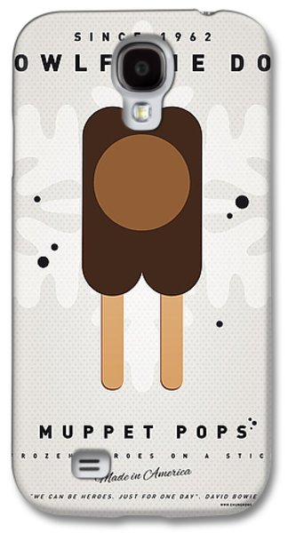 My Muppet Ice Pop - Rowlf Galaxy S4 Case by Chungkong Art