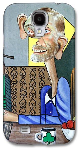 My Neighbor Joe Galaxy S4 Case by Anthony Falbo