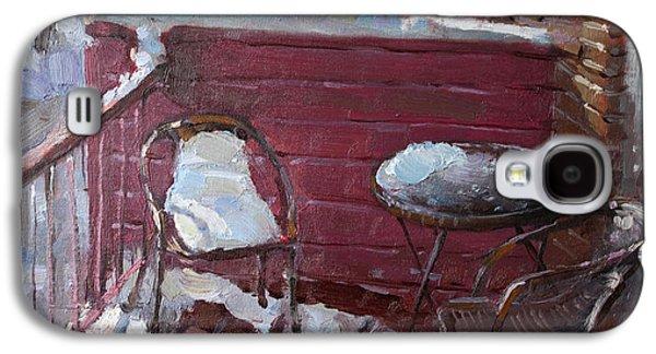 The Neighbors Galaxy S4 Case by Ylli Haruni