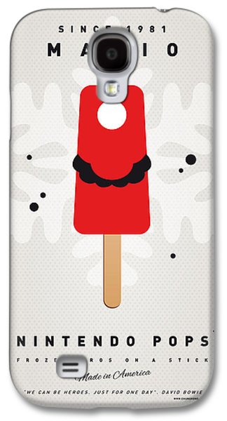 My Nintendo Ice Pop - Mario Galaxy S4 Case