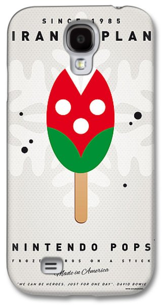 My Nintendo Ice Pop - Piranha Plant Galaxy S4 Case
