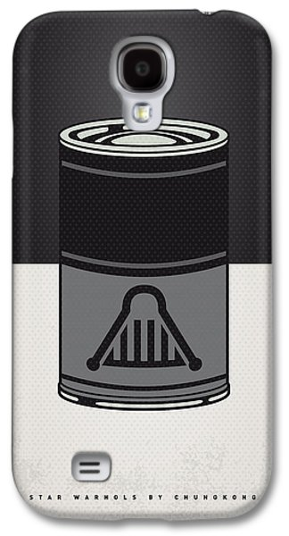 My Star Warhols Darth Vader Minimal Can Poster Galaxy S4 Case by Chungkong Art