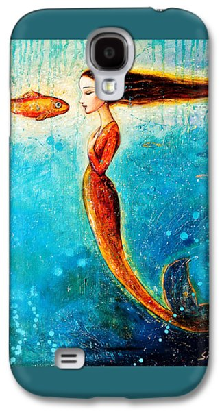 Mystic Mermaid II Galaxy S4 Case