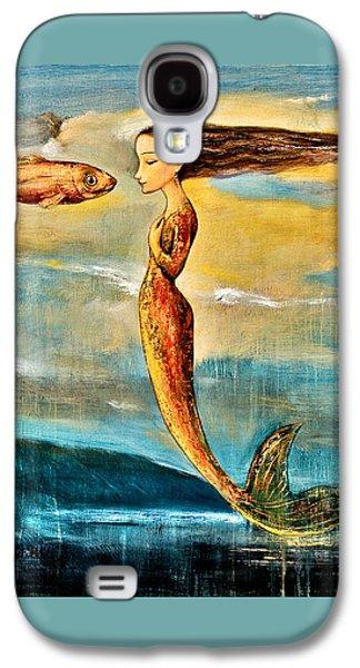 Mystic Mermaid IIi Galaxy S4 Case