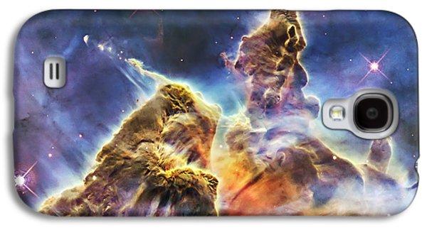 Mystic Mountain Galaxy S4 Case by Adam Romanowicz