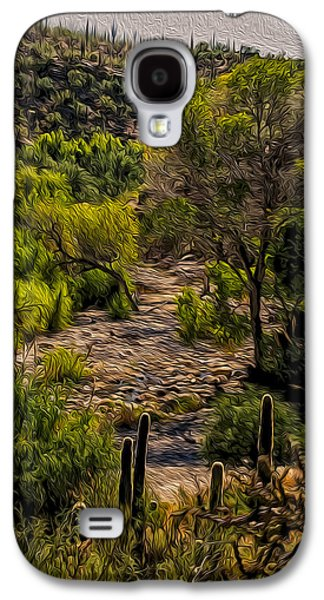 Mystic Wandering Galaxy S4 Case by Mark Myhaver
