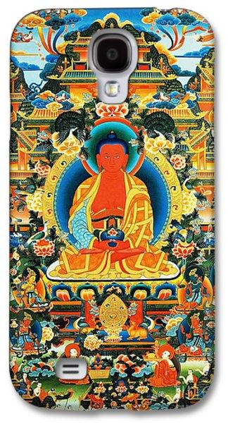 Namo Amitabha Buddha 24 Galaxy S4 Case