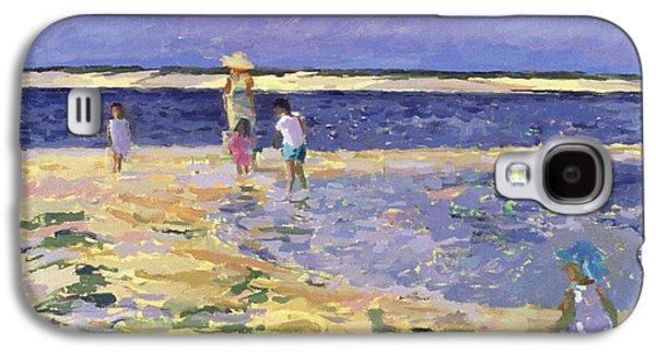 Nantucket  Galaxy S4 Case by Sarah Butterfield