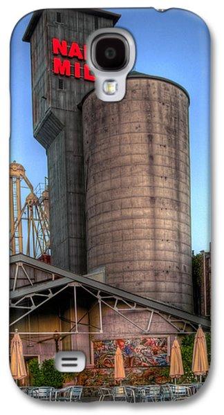 Napa Mill II Galaxy S4 Case by Bill Gallagher
