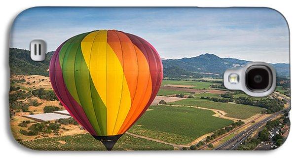 Napa Valley Balloon Aloft Galaxy S4 Case