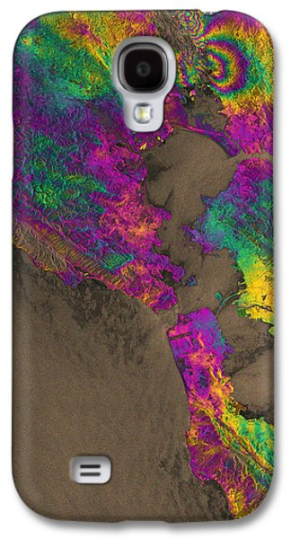 Napa Valley Earthquake, 2014 Galaxy S4 Case by Science Source