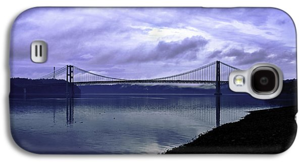 Galaxy S4 Case featuring the photograph Narrows Bridge by Anthony Baatz