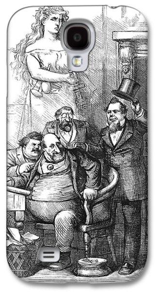 Nast Arrest Of Tweed, 1871 Galaxy S4 Case
