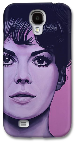 Natalie Wood Galaxy S4 Case by Paul Meijering