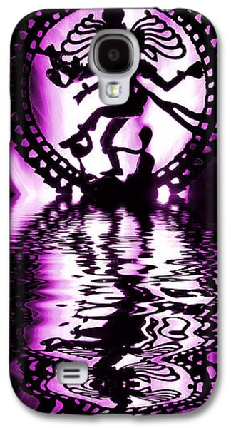 Nataraja The Lord Of Dance Galaxy S4 Case by Tim Gainey