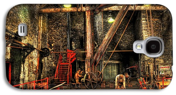 National Slate Museum Galaxy S4 Case by Svetlana Sewell
