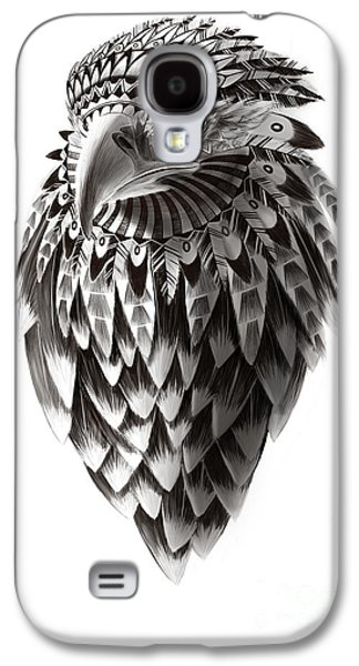 Native American Shaman Eagle Galaxy S4 Case