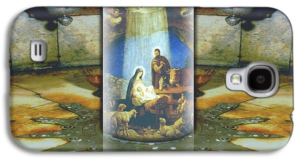 Nativity 2009 Galaxy S4 Case