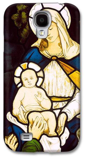 Nativity Galaxy S4 Case by Robert Anning Bell