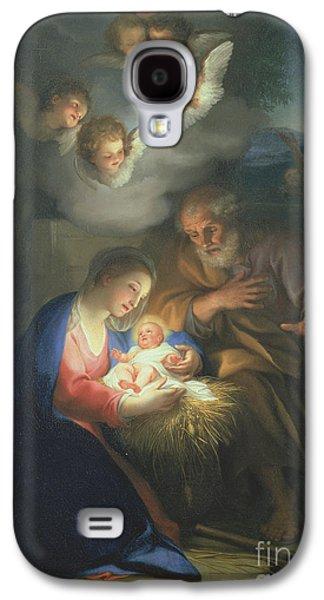 Nativity Scene Galaxy S4 Case by Anton Raphael Mengs