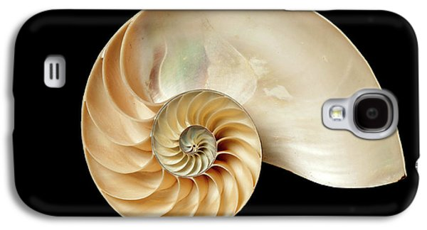 Nautilus Pompilius Galaxy S4 Case by Natural History Museum, London