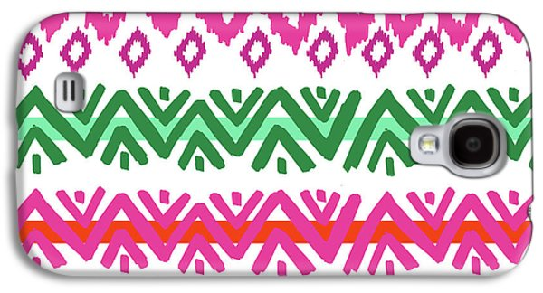 Navajo Mission Round Galaxy S4 Case by Nicholas Biscardi