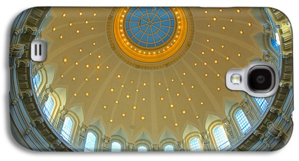 Naval Academy Chapel Side Dome Galaxy S4 Case
