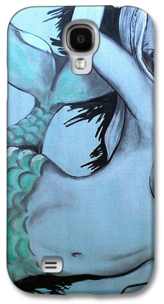 Nearly Naked Sea Pearl Green Galaxy S4 Case