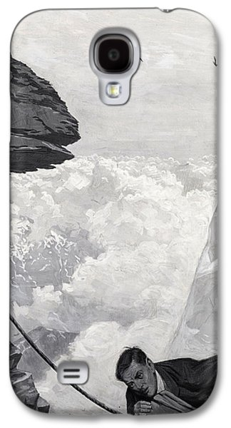 Nearly There Galaxy S4 Case by Arthur Herbert Buckland