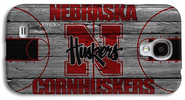 Nebraska Cornhuskers Galaxy S4 Case
