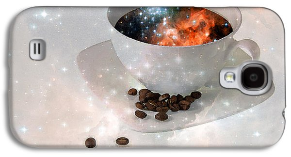 Nectar From Heaven - Coffee Art By Sharon Cummings Galaxy S4 Case