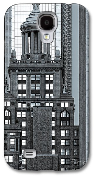 Neils Esperson Building In Downtown Houston - Texas Galaxy S4 Case