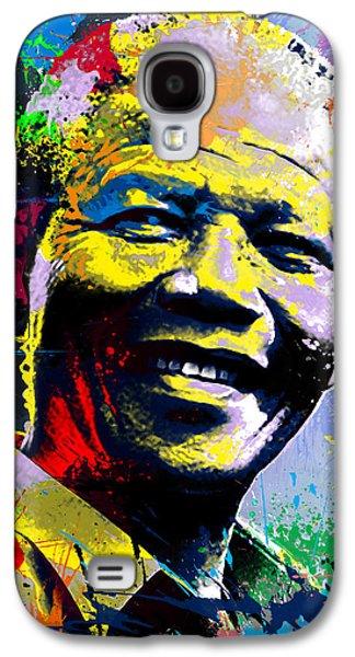 Nelson Mandela Madiba Galaxy S4 Case