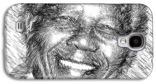 Nelson Mandela Galaxy S4 Case