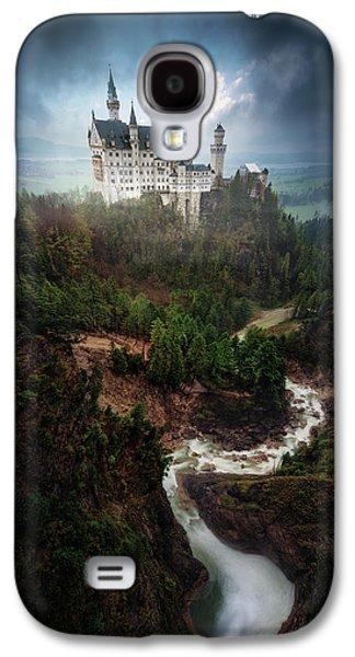 Castle Galaxy S4 Case - Neuschwanstein. by Juan Pablo De
