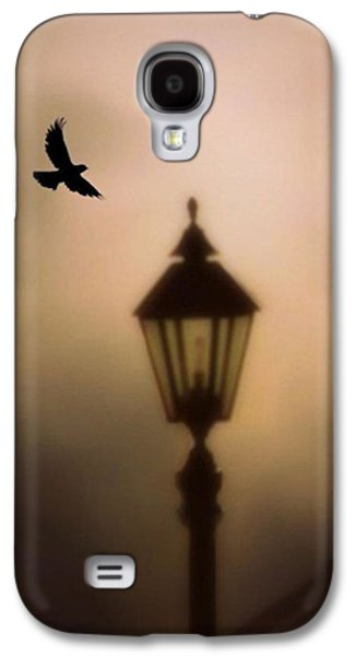 Nevermore Galaxy S4 Case