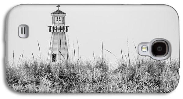 New Buffalo Lighthouse In Southwestern Michigan Galaxy S4 Case by Paul Velgos