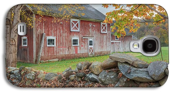New England Barn Galaxy S4 Case by Bill Wakeley