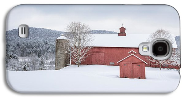 New England Barns Galaxy S4 Case by Bill Wakeley