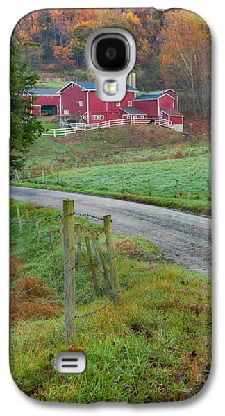 New England Farm Galaxy S4 Case by Bill Wakeley