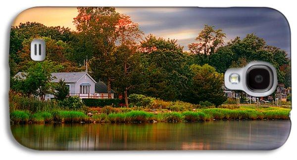New England Setting Galaxy S4 Case by Lourry Legarde