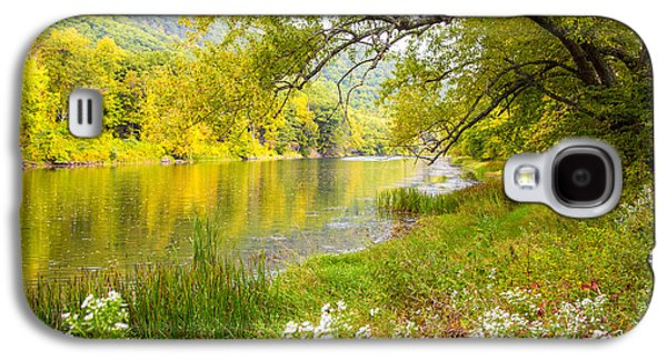 New Englands Early Autumn Galaxy S4 Case by Karol Livote