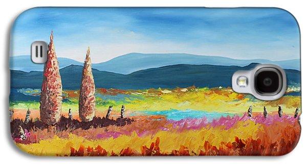 New Land Galaxy S4 Case