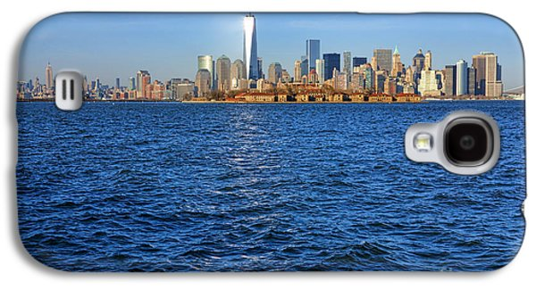 New Light On The Water Galaxy S4 Case by Olivier Le Queinec