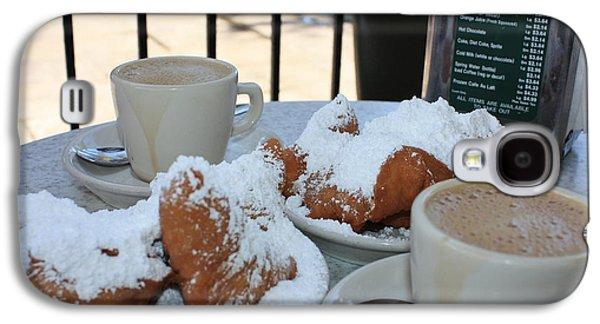 New Orleans Breakfast Galaxy S4 Case