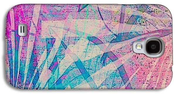 Design Galaxy S4 Case - New #paper #designs For My Download by Robin Mead