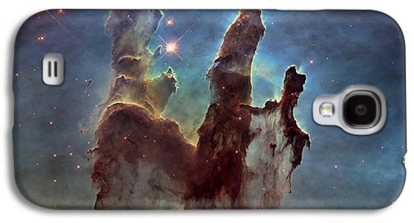 New Pillars Of Creation Hd Square Galaxy S4 Case