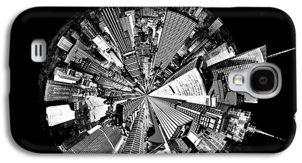 New York 2 Circagraph Galaxy S4 Case by Az Jackson
